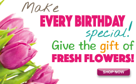 Make every birthday special