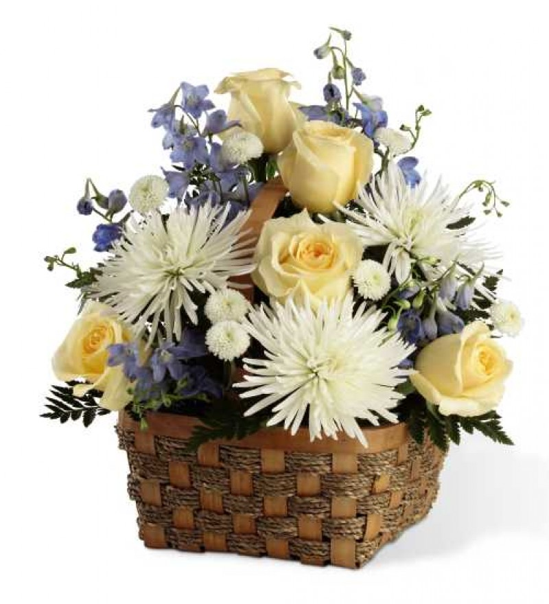 The Ftd Heavenly Scented Basket
