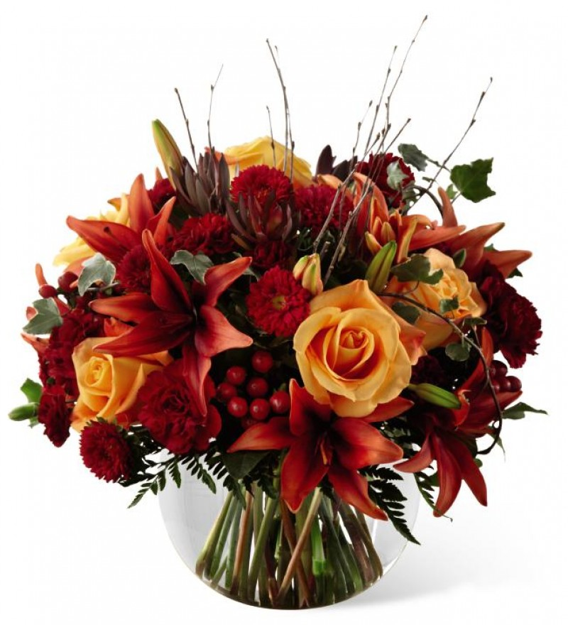 The Autumn Beauty Bouquet
