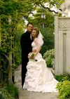 Bride and Groom in Sarnia Ontario